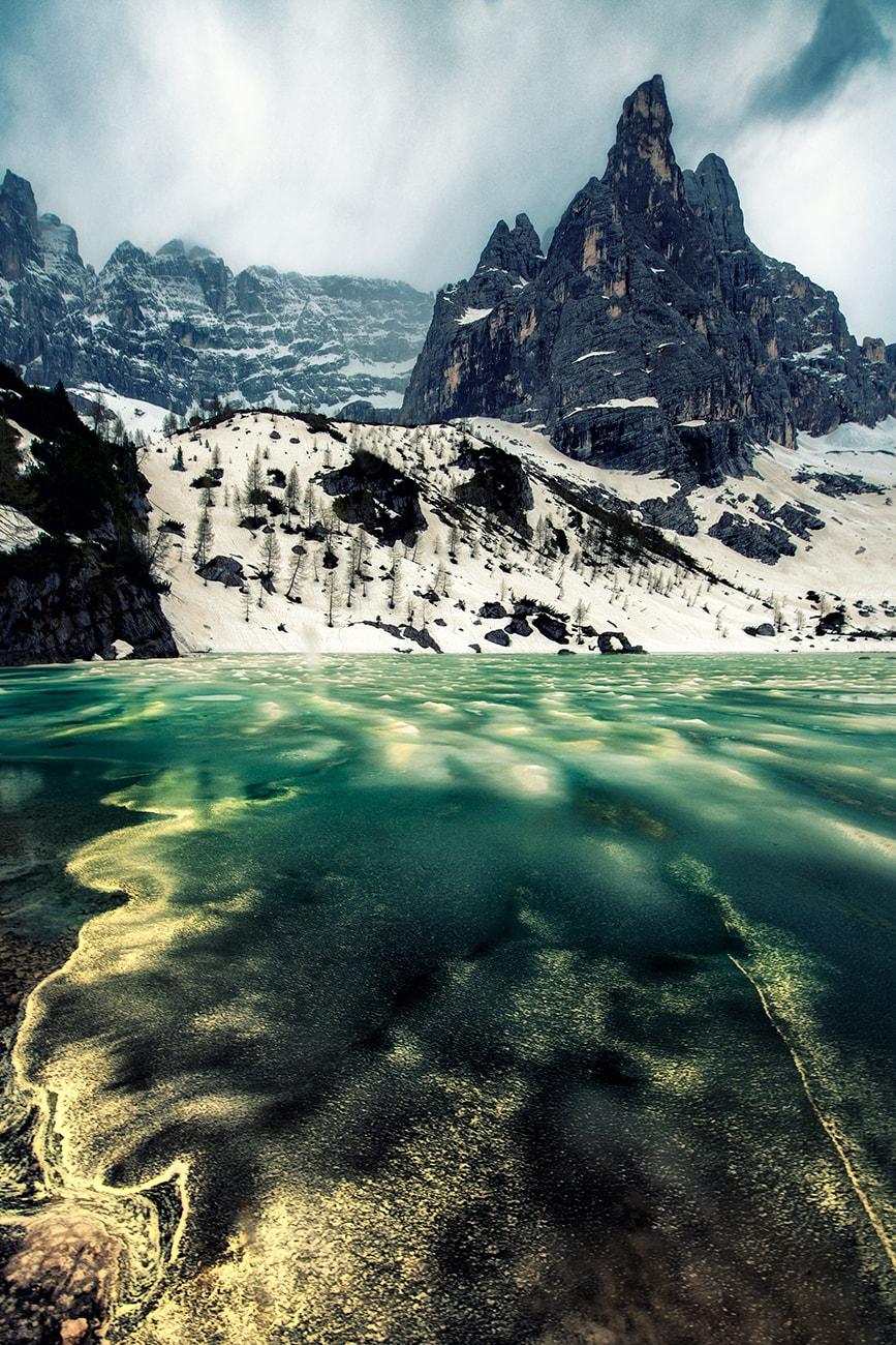a triquaz water lake