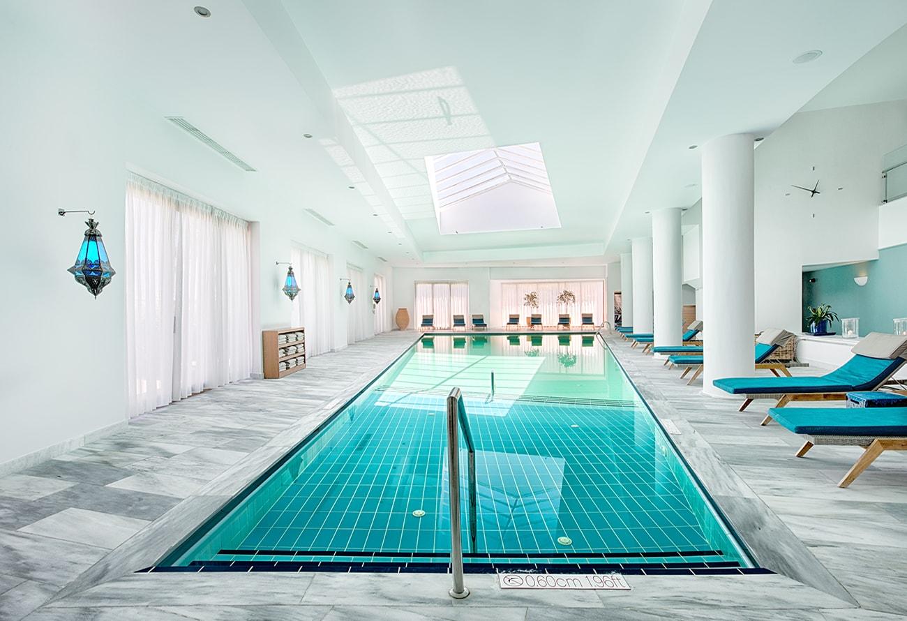 interior spa facilities