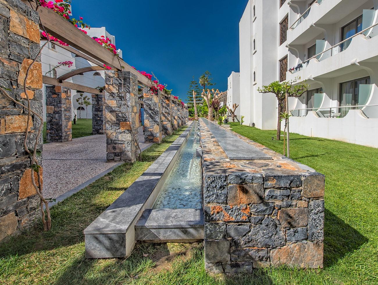 hotels in island of Crete