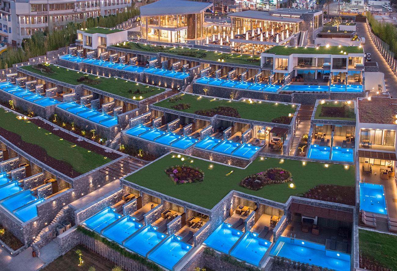 luxury 6 star hotel in chersonisos
