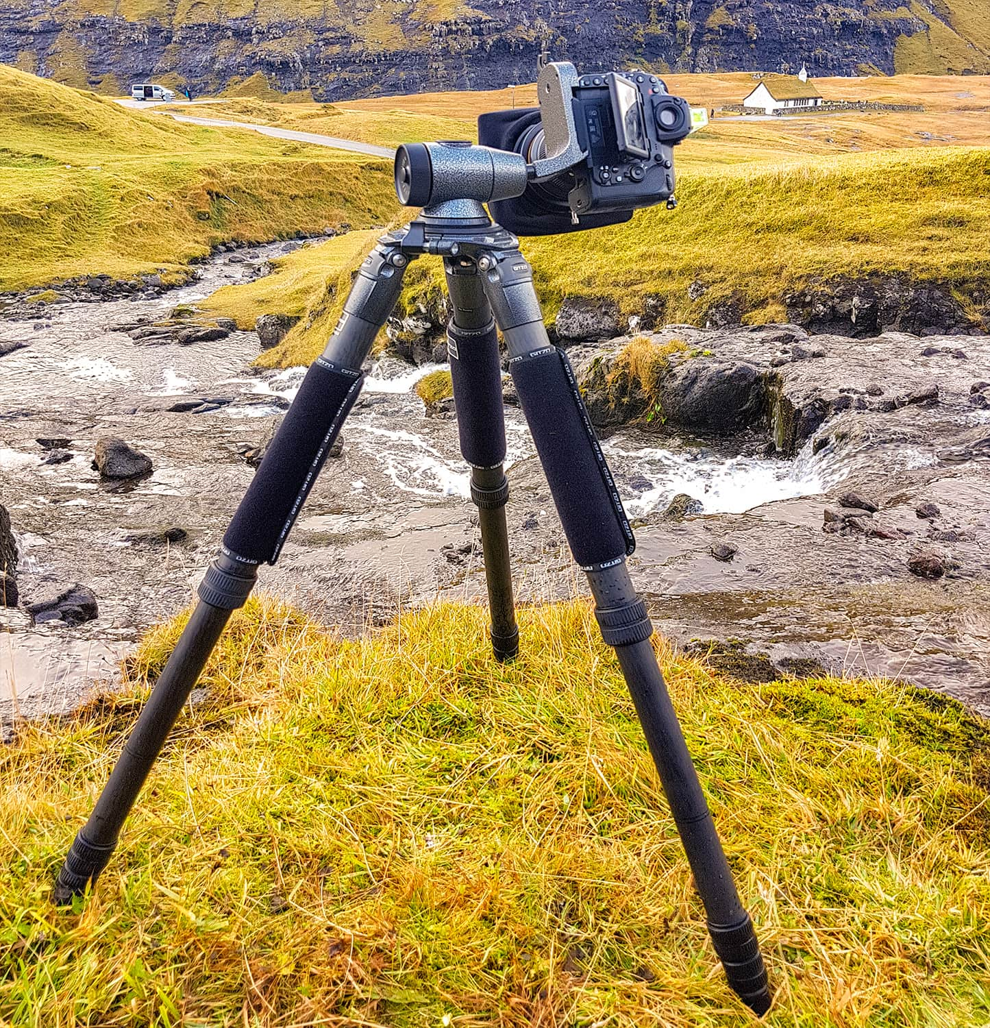 The best steady carbon fibre tripod in the market