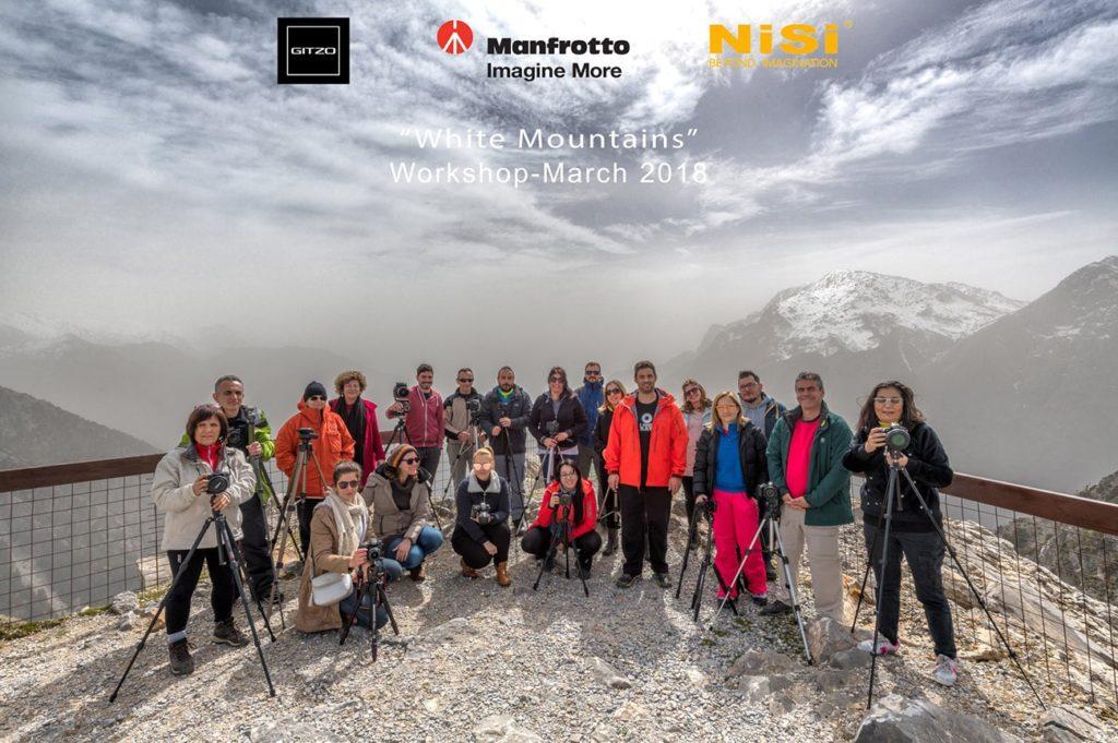 Crete landscape photography workshop in white mountais,chania,Crete